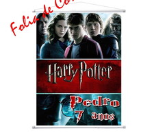 Banner Harry Potter 90 x 60 cm