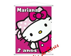 Banner Hello Kitty 90 x 60 cm