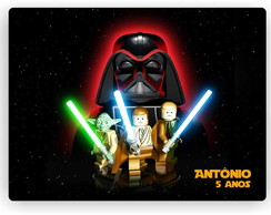 Star wars Lego mouse pad