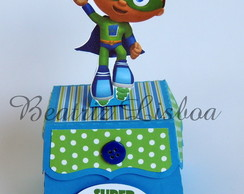Super Why - Caixa Personalizada