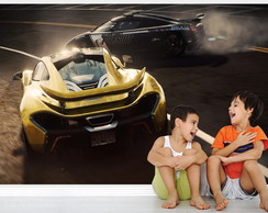 Adesivo Infantil Cars Need For Speed M03