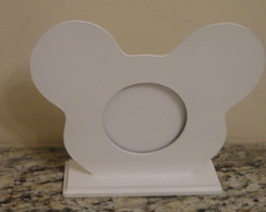 Porta Retrato Mickey/Minnie MDF