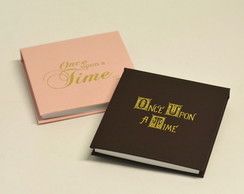 Blocos Once Upon a Time - kit com 50