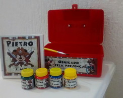 Kit Pintura Mickey pirata