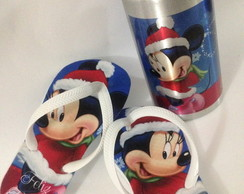 Kit Personalizado de Natal Minnie