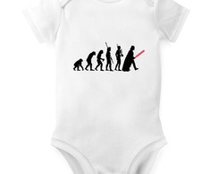 Body infantil Star Wars evolution