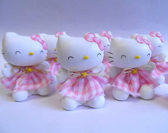 Hello Kitty - kit c/ 15 Lembrancinhas