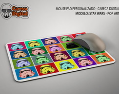 MOUSE PAD - STAR WARS - STOMTROPPER 1