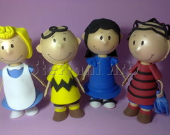 Mini Fofuchos - Turma do Snoopy