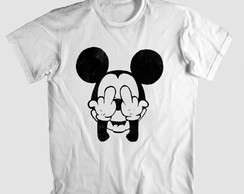 Camiseta - Mickey Desobediente
