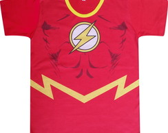 Camiseta infantil The Flash