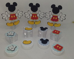 Kit festa Mickey (azul)