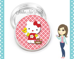 Latinha Mint To Be Hello Kitty