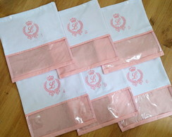 KIT ENVELOPE MATERNIDADE ROSA