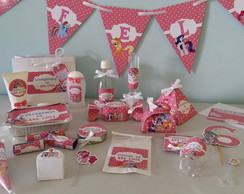 KIT FESTA PERSONALIZADA MY LITTLE PONY