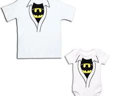 Kit Camisas em Algodao Batman  1d75520676f