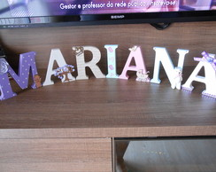 LETRAS CUSTOMIZADAS