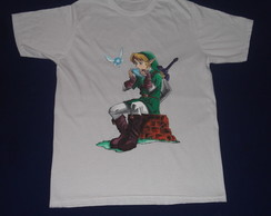 Camiseta Legend of Zelda - Link
