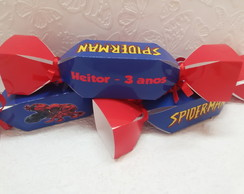 Candy Box - Spiderman