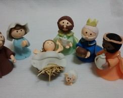 Mini Presepio biscuit