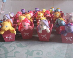 MINI CACHEPOS MY LITTLE PONY