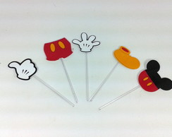 KIT 25 TOPPERS MICKEY