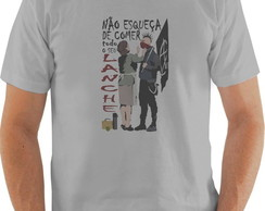 "Camiseta ou baby look ""Anarquia"""