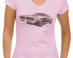 "Camiseta ou baby look ""Carro"""
