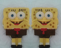 Bob Esponja de chocolate