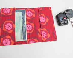 Porta Documento Carro Flower