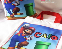 Bolsa Eco bag Super Mario