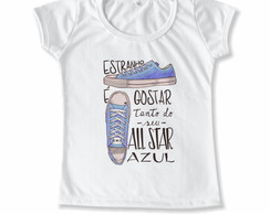 Baby Look / Camiseta All Star