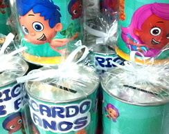Cofrinho Bubble Guppies