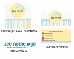 Kit Identidade Visual PRONTA ENTREGA