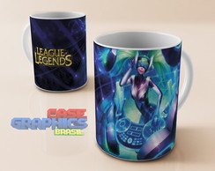 Caneca LOL DJSONA League of Legends