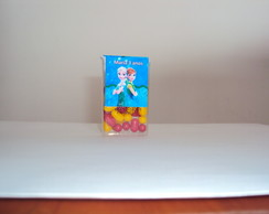 Rotulo Tic Tac Frozen 0132
