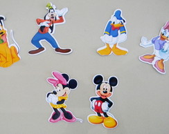 50-Aplique Turma do Mickey