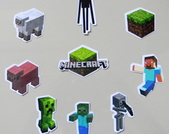 50-Aplique Minecraft