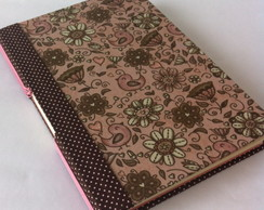 Caderno 60 fls Longstitch