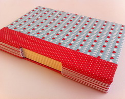 Caderno 96 fls Longstitch