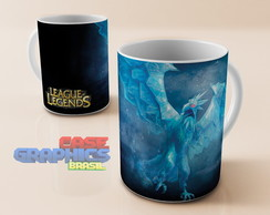 Caneca LOL ANIVIA League of Legends