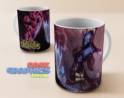 Caneca LOL RYZE League of Legends