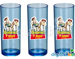 Copo Long Drink Toy Story