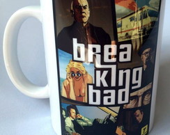 Caneca Breaking Bad - Mod. 7