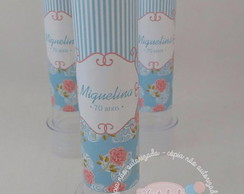 Tubete Shabby Chic/Floral