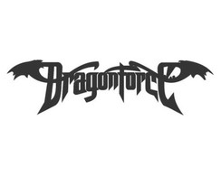 Adesivo rock heavy metal Dragonforce