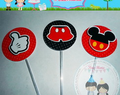 Topper 3D Mickey