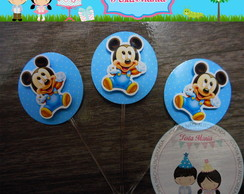 Topper 3D Mickey Baby