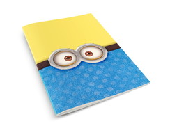 Sketchbook A5: Minion