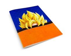 Sketchbook A5: Super Saiyajin